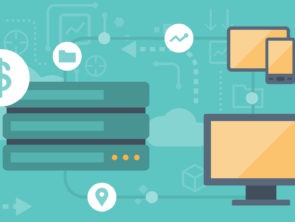 The difference between domain and website hosting